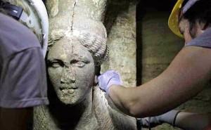 Karyatis Amphipolis