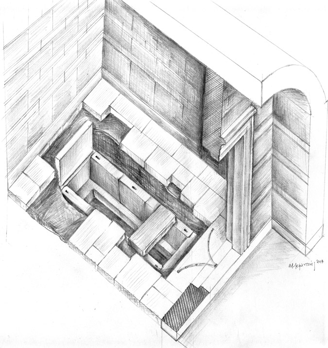 Amphipolis skeleton Alexander 5