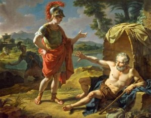 alexander and diogenes 2